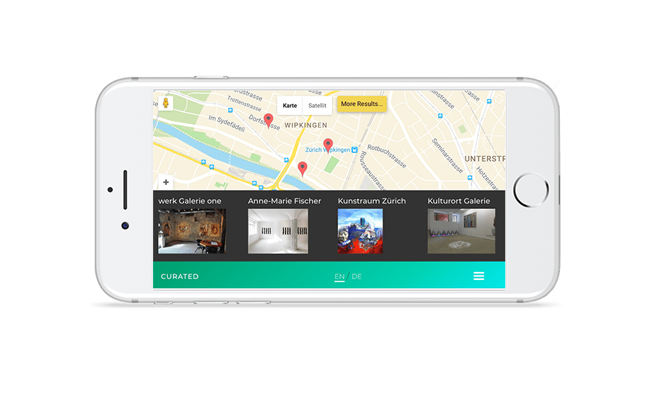 Curated Navigation